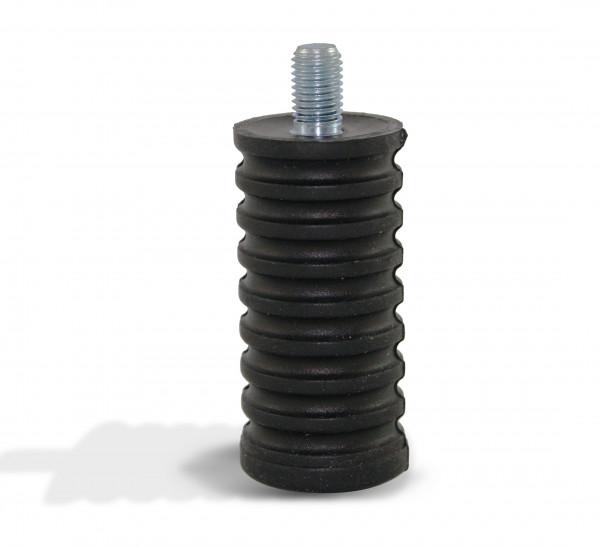 Schalthebel-Pedal H-D Standard aus Stahl mit griffigem Gummiüberzug für diverse H-D Modelle