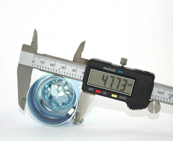 dB-Killer ca. 48 mm x 100 mm Universal dB-Eater für 2 Zoll Auspuffkrümmer