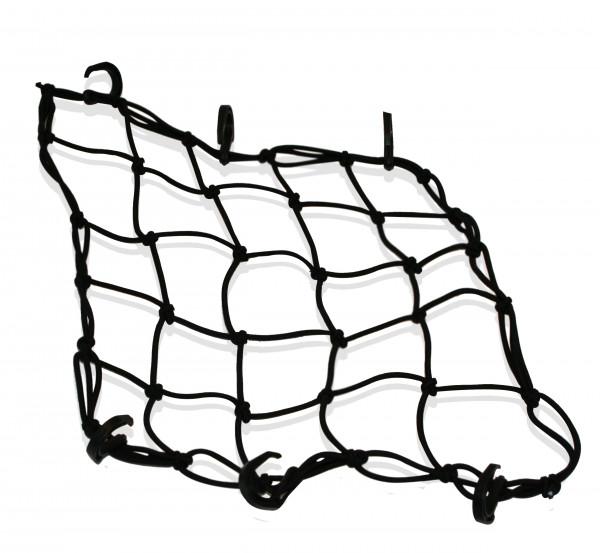 Kofferbefestigungs-Kit für H-D Hartschalenkoffer, Verchromt