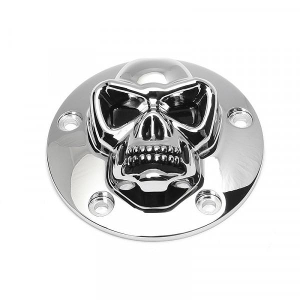 Zündungsdeckel Skull - Twin Cam ab 1999