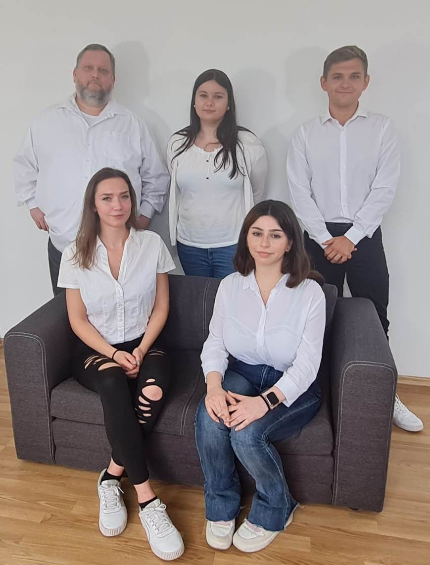 Das KUSTOM66 Team