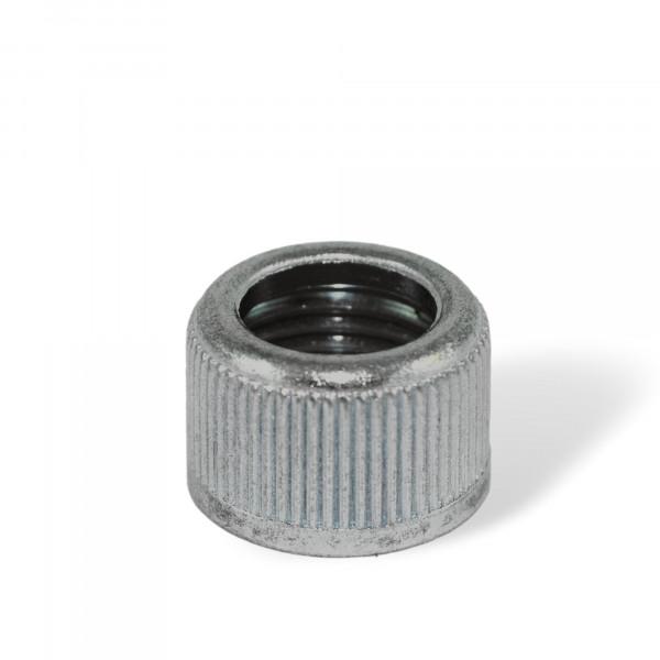 Tachowellen Überwurf mit 12 mm Gewinde