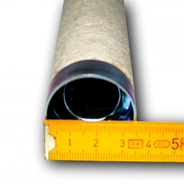 dB-Killer ca. 35 mm x 205 mm Universal dB-Eater für 1 1/2 Zoll Auspuffkrümmer
