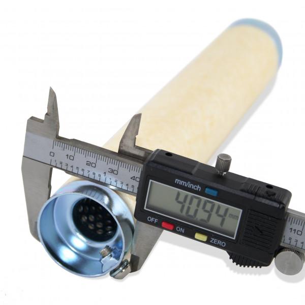 dB-Eater ca. 41 mm x 252 mm Universal für 1 3/4 Zoll Auspuffkrümmer