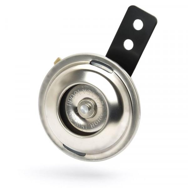 Mini-Hupe 72 mm Edelstahl mit E-Zulassung