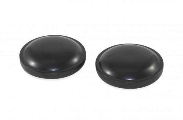 Tankdeckel Set für Modelle ab 73-82, SchwarzTankdeckel Set für Modelle ab 73-82, Schwarz