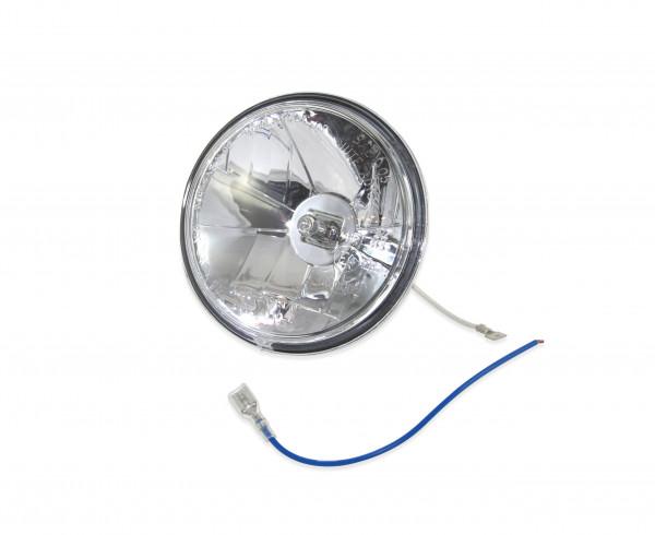 4,5 Zoll Zusatzscheinwerfereinsatz mit präzisem Diamond Cut Reflektor, Klarglas