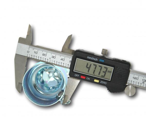 dB-Eater ca. 48 mm x 100 mm Universal dB-Eater für 2 Zoll Auspuffkrümmer