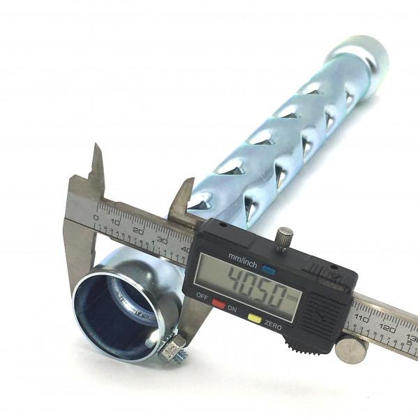 dB-Killer ca. 41 mm x 325 mm Universal dB-Eater für 1 3/4 Zoll Auspuffkrümmer
